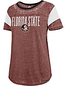 32beb2edf0129 Florida State University Women s Slim Fit Fade Out Short Sleeve T-Shirt.