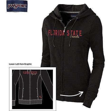 Florida state university seminoles full zip hooded sweatshirt jansport florida state university seminoles full zip hooded sweatshirt publicscrutiny Gallery