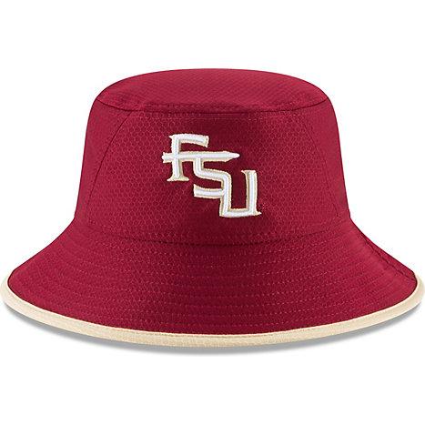 bbce180fe432d New Era Florida State University Bucket Hat