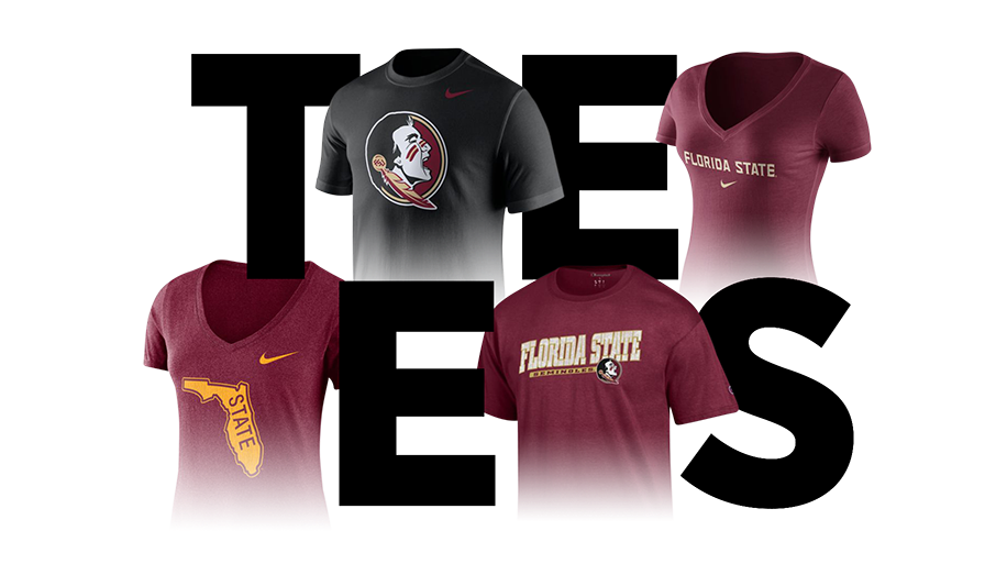 12b35f61 Most-Wanted Tees. We've got school spirit down to a ...