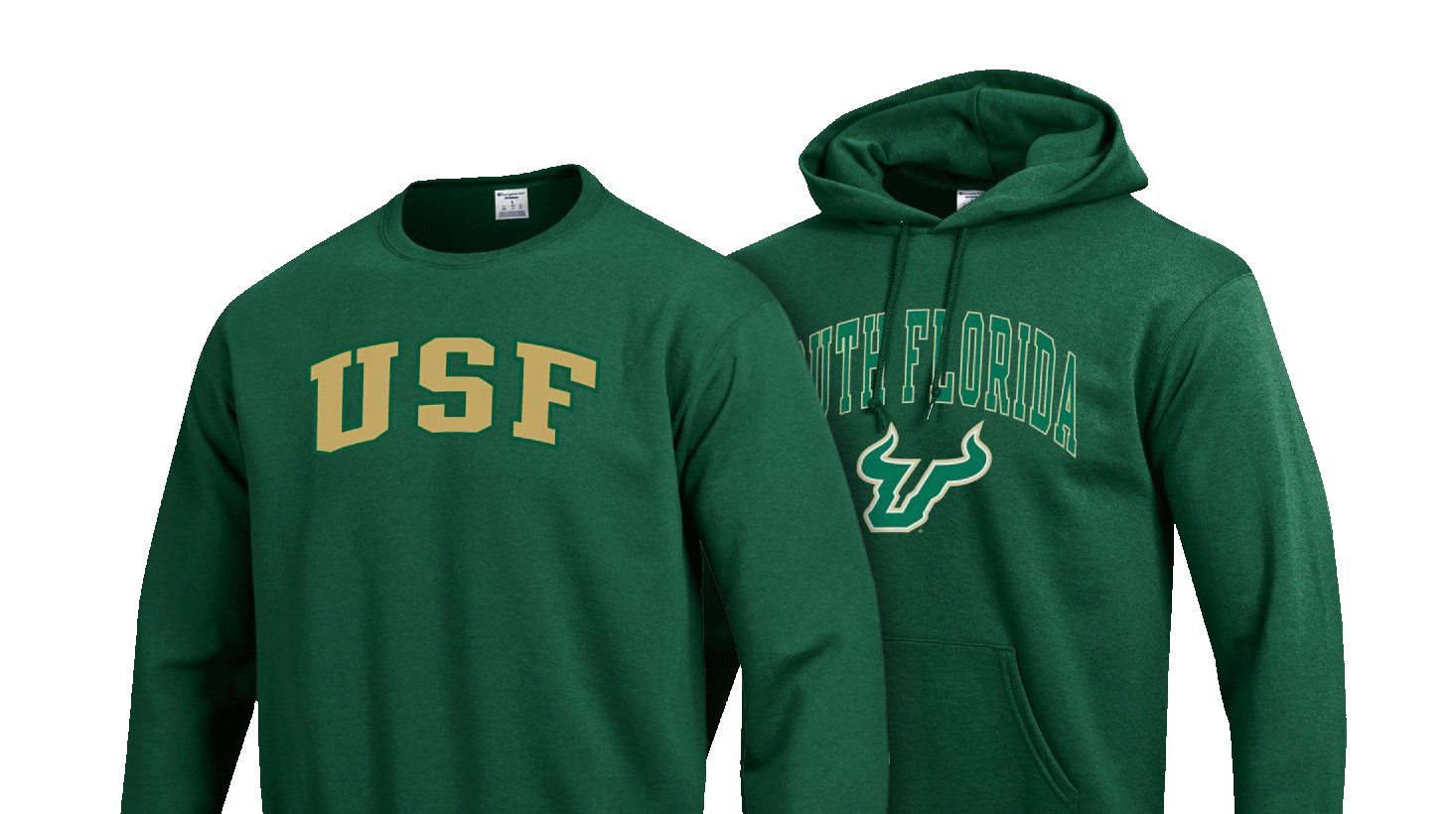 University of South Florida Tampa Bookstore Apparel, Merchandise
