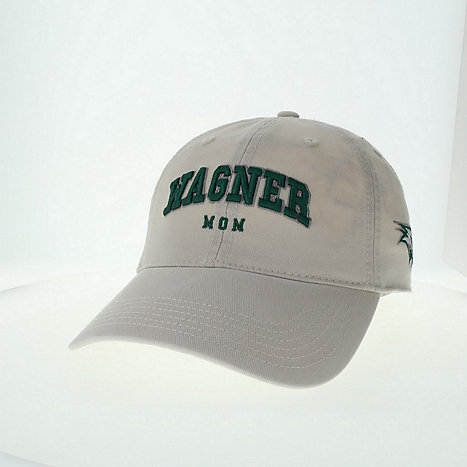 Legacy Apparel Wagner College Mom Relaxed Twill Adjustable Hat a84f89855a6a
