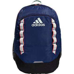 adidas Excel V Backpack:Great Bay Community College Bookstore