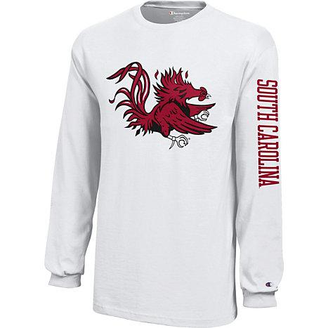 University Of South Carolina Gamecocks Youth Long Sleeve T