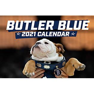 Butler Blue 2021 Calendar:Butler University