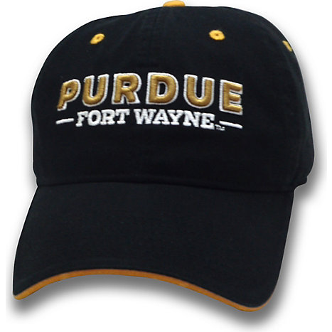 Product  Purdue University Fort Wayne Wordmark 3-D Cap ccc3e284fac3