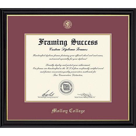 Molloy College Diploma Frame | Molloy College