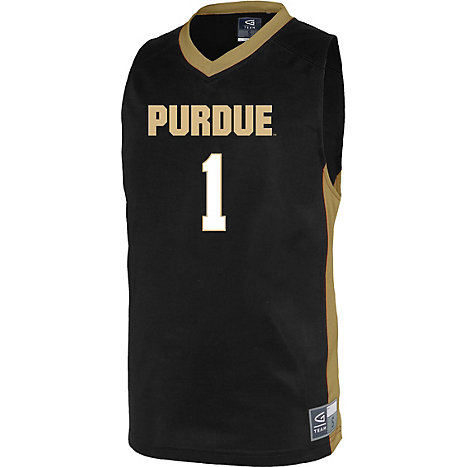 b0172f88611 Garb Purdue University Toddler Basketball Jersey