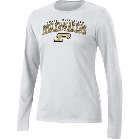 247104d0f304 Gear for Sports Purdue University Women s Relaxed Fit Long Sleeve T-Shirt