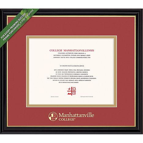 Manhattanville College Diploma Frame | Manhattanville College