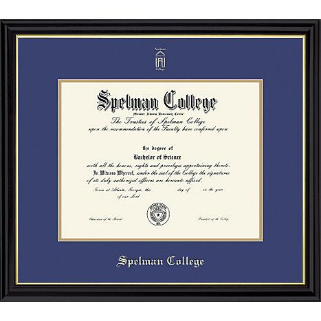 Framing Success Spelman College Diploma Frame