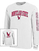Montclair State University Red Hawks Long Sleeve T-Shirt 542df191f