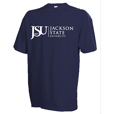 Jackson State University Short Sleeve T Shirt Jackson