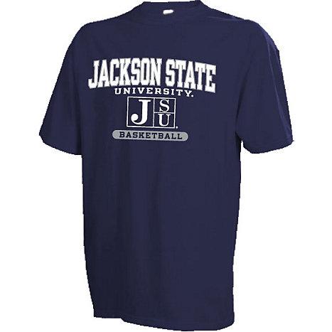 Jackson State University Basketball T Shirt Jackson