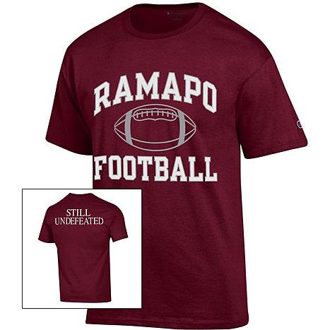 Champion Ramapo College of New Jersey Football T-Shirt 05b7c0942