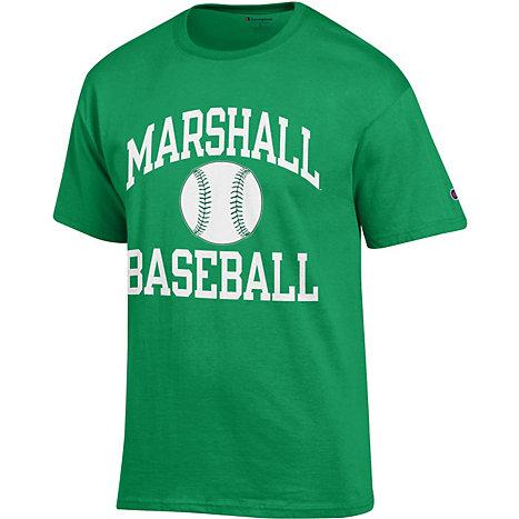 Marshall University Baseball T Shirt Marshall University