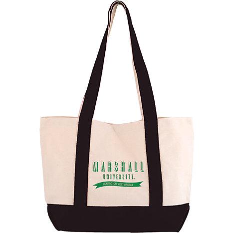 Marshall University Tote Bag