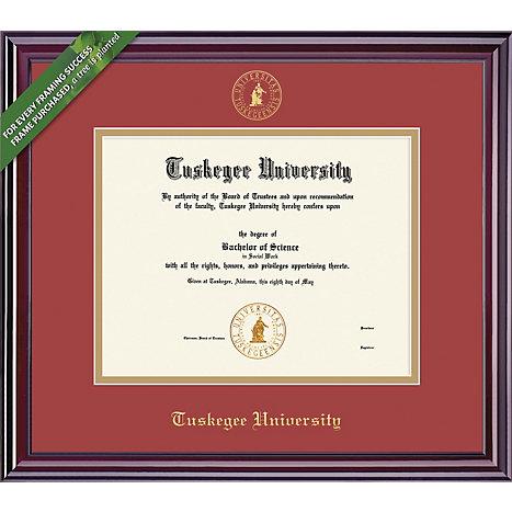 Tuskegee University Elite Diploma Frame | Tuskegee University