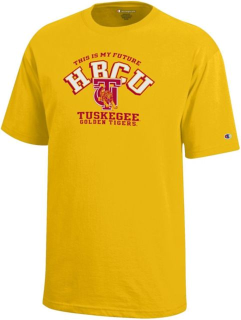 NCAA Tuskegee Golden Tigers T-Shirt V2