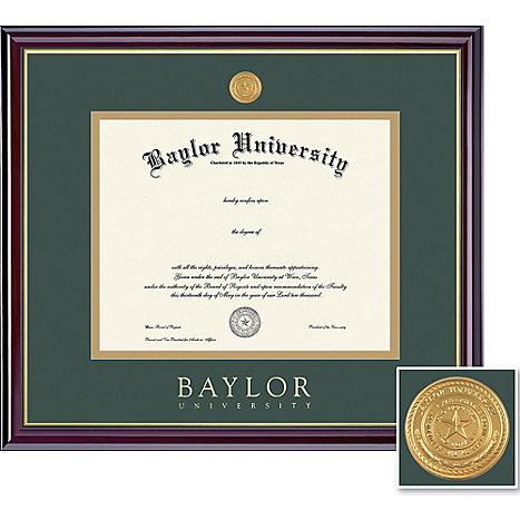 1614D Baylor University Windsor Diploma Frame | Baylor University