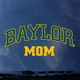 Baylor Mom Decal