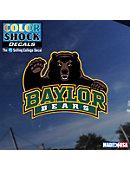Baylor License Plate Frame Baylor Bears Decals Amp Car Mats