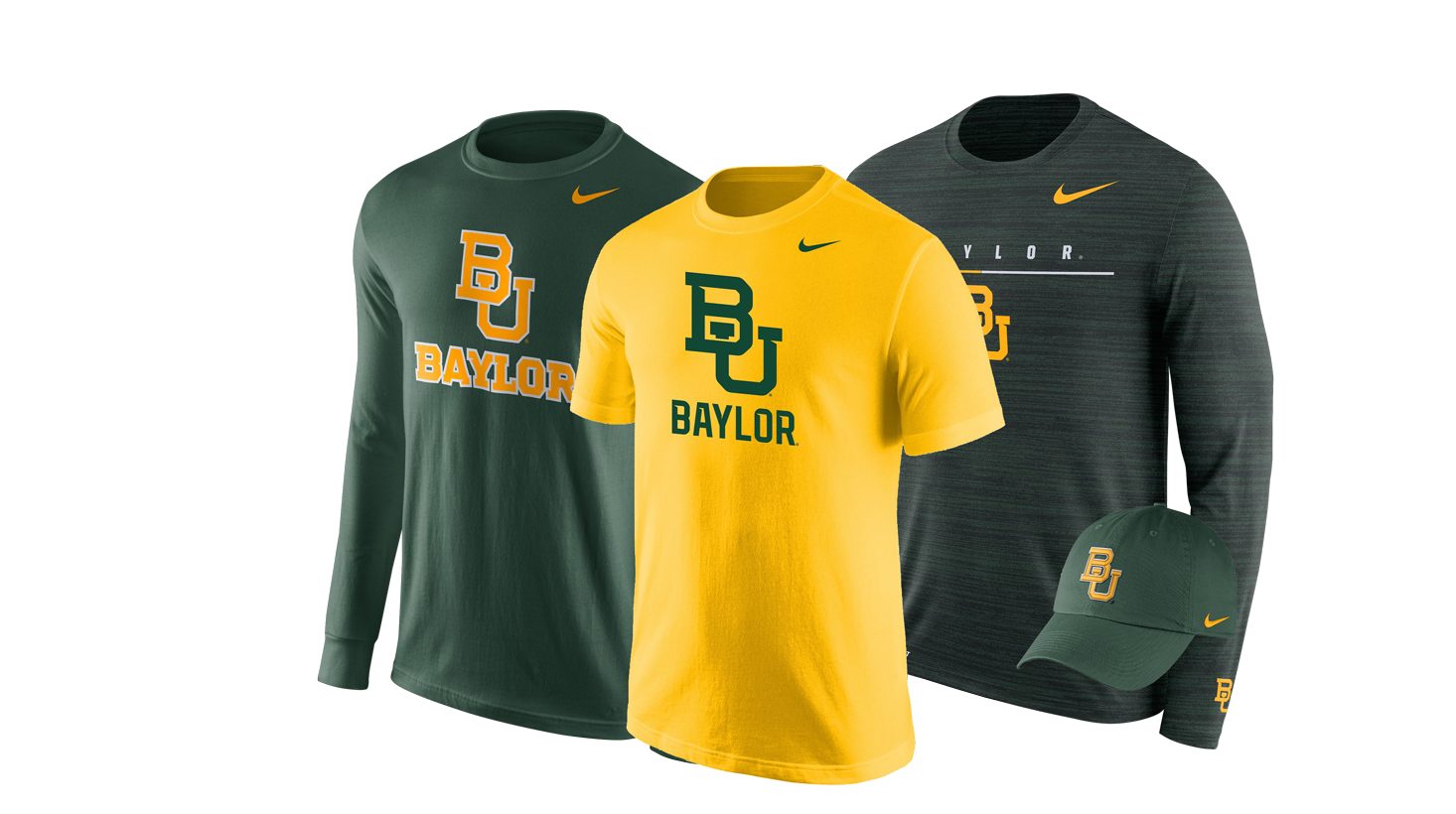 Baylor Apparel | Baylor Bears Gear, Merchandise & Gifts