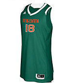 ef8d0740147 University of Miami Youth Basketball Jersey