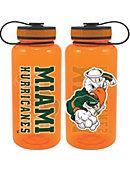 1b8f30f4bd8e5 University of Miami Hurricanes 32 oz. Water Bottle