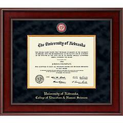 Husker Diploma Frames Shop Nebraska Picture Frames