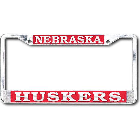 University of Nebraska - Lincoln Huskers License Plate Frame ...