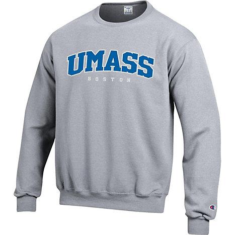1fc002c50e7 Champion UMass - Boston Crewneck Sweatshirt