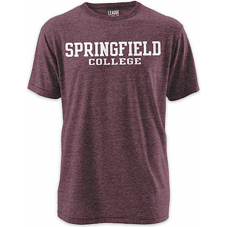 Springfield College T Shirt Springfield College