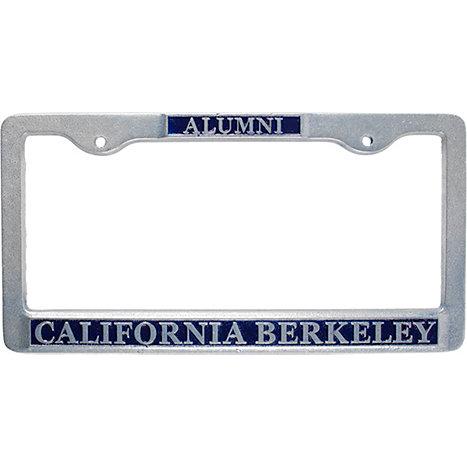 University of California Berkeley Alumni License Plate Frame ...