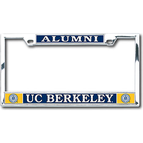 Results for California License Plate Frame