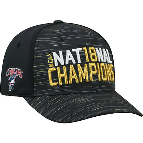 Product  Columbus State University Cougars Tennis 2018 NCAA DII National  Champions Adjustable Hat 8ebefef6894