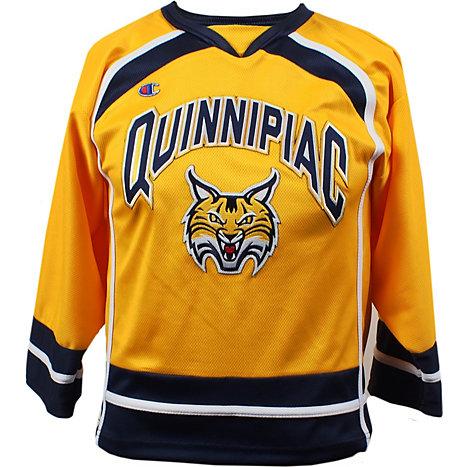Quinnipiac University Bobcats Hockey Youth Replica Hockey ...