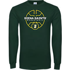 new product 91599 a8532 Siena College Mens T-Shirts, Tank Tops and Long-Sleeve Shirts