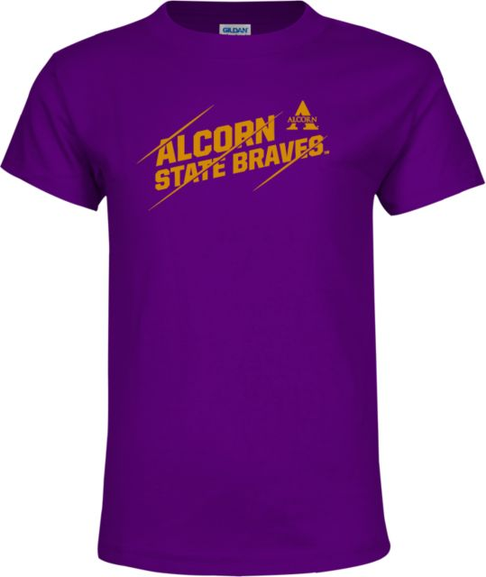 NCAA Alcorn State Braves T-Shirt V2