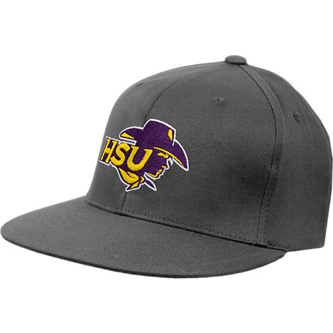 efaf251833b27 Product  Hardin Simmons Flexfit Flat Bill Pro Style Hat HSU Cowgirl - ONLINE  ONLY