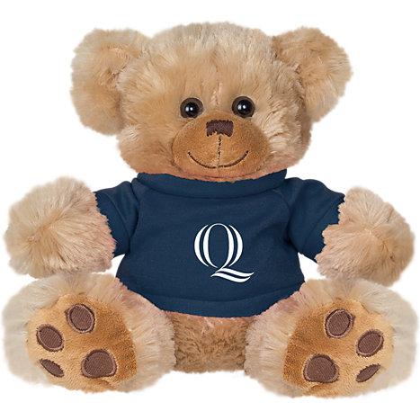 90e359903f5 Quinnipiac Plush Big Paw 8 1 2 inch Bear w  Shirt - ONLINE ONLY ...