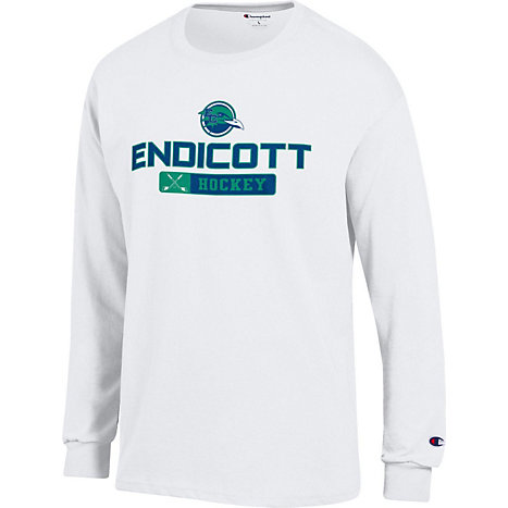 Product  Endicott College Gulls Hockey Long Sleeve T-Shirt a591af43c