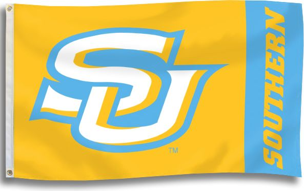 Southern University and A&M College 3'x5' Durawave Flag