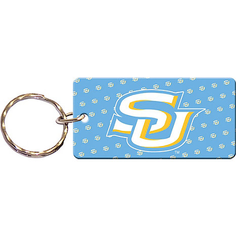 Product: Southern University And Au0026M College Jaguars Acrylic Mirror Keychain