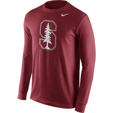 Stanford University Legend Long Sleeve T Shirt Stanford