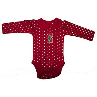Stanford University Baby and Toddler Snap Hodded Jacket