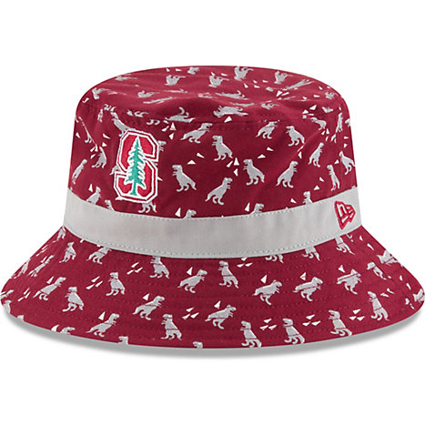 75ca95a7d ... greece new era stanford university youth lightweight bucket hat d44d6  917e8