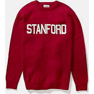 d309e01a Stanford University Reverse Weave Crew Neck Sweatshirt:Stanford University