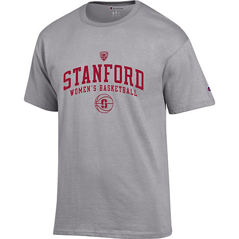Champion Stanford University Women s Basketball T-Shirt f6803e50d9