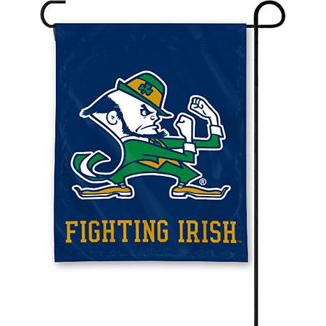 Bon Product: University Of Notre Dame Garden Flag